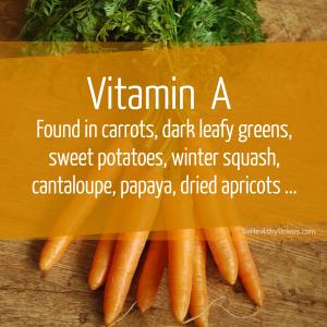 Benefits of Vitamin A