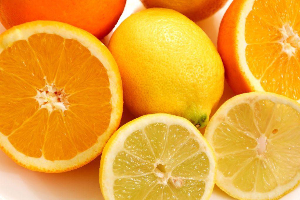 Lemon - Orange