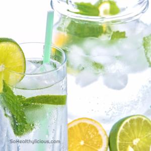 Citrus Water - sohealthylicious